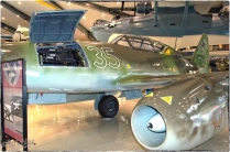 National Naval Aviation Museum — Me 262