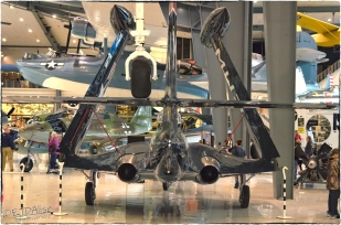 National Naval Aviation Museum — F2H-2P Photo Banshee