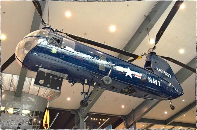 National Naval Aviation Museum — HUP-3 Retriever