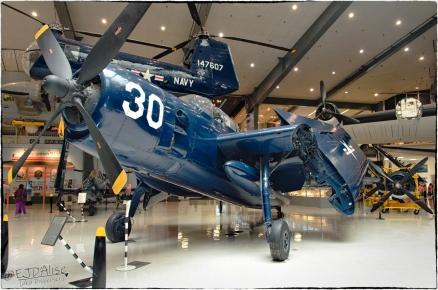 National Naval Aviation Museum — Grumman AF-2S Guardian