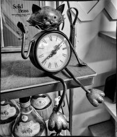 The Cat Clock
