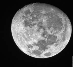 The Moon - 6