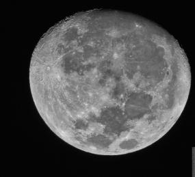 The Moon - 1