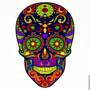 Skull Carnevale
