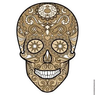 Muddy Skull Carnevale