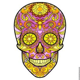 Skull Carnevale Citrus Edition