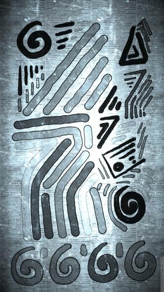 Idle Minds Make Lines — The Aluminum Foil Edition