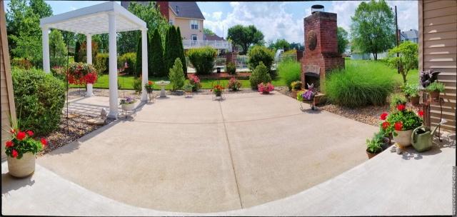 Panorama shot