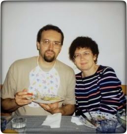 Eraldo and AnnMarie.