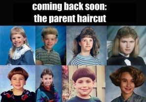 parent haicut