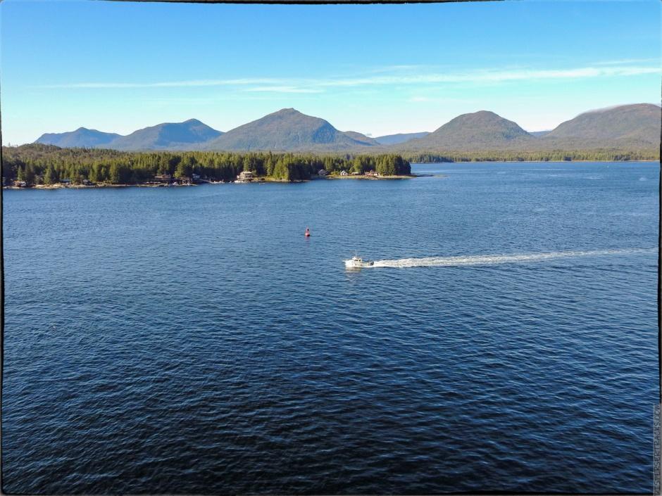 Ketchikan water view
