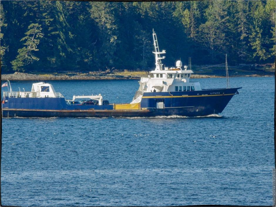 Lituya Ferry