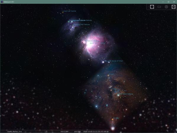 Nebulas 2