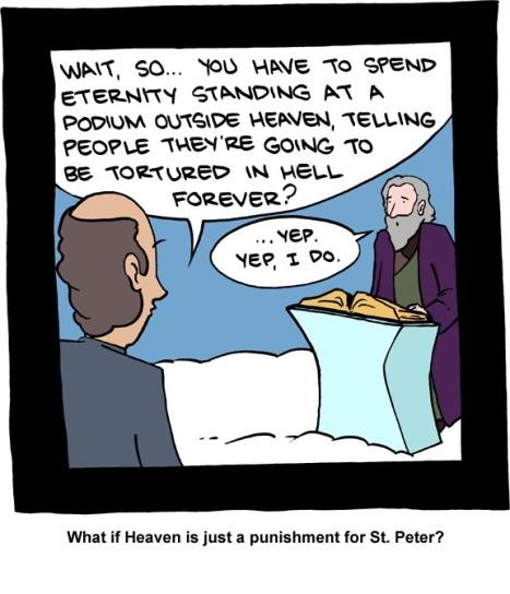 punish st peter