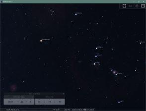 Stellarium 05DEC2020 21 24 30