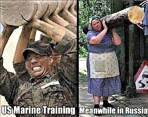 usmc-and-russian-woman