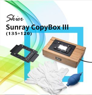 Sunray Copy Box